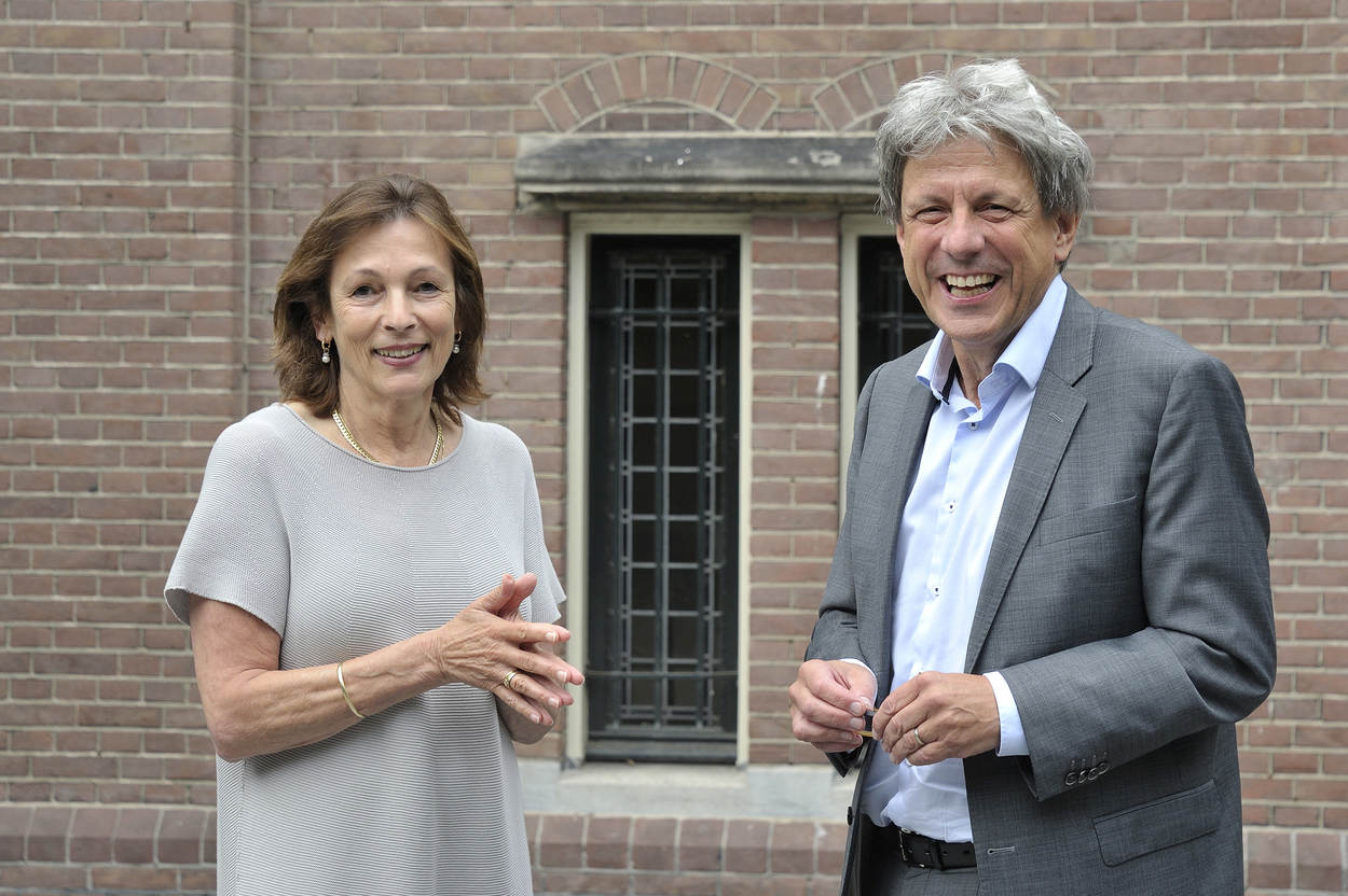 dubbelinterview Bert en Christine